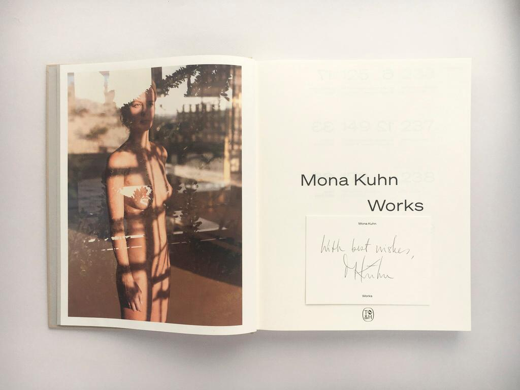 Contact Sheet in conversation with Mona Kuhn