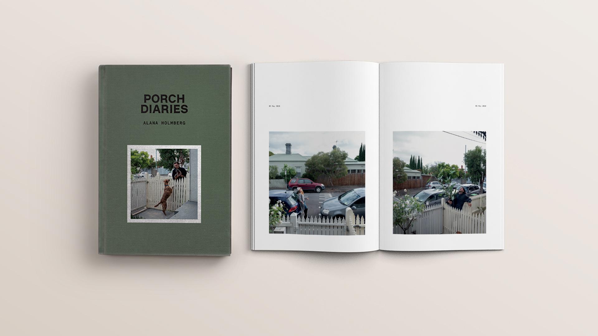 Porch Diaries